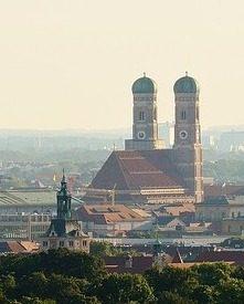 Múnich, panorama, catedral, Frauenkirche, Duomo, visita a pie, guided tours, Munich, Muenchen, visita turistica, excursiones, servicios turisticos, Múnich