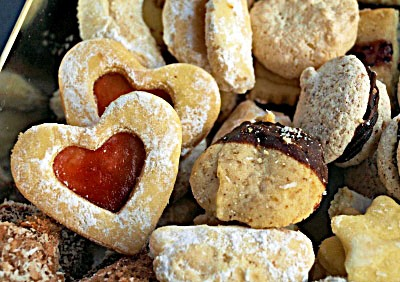 Theme tours, christmas market, cooking, baking, christmas cookies, guided tour, sight seeing, theme tours, Ilona brenner,