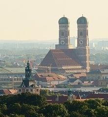 Panorama mit Frauenkirche, Frauenkirche, gästeführung, Ilona Brenner, guide, Kirchenführung,